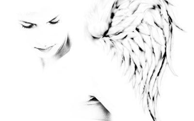 Gli Angeli nella Luce